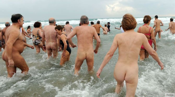 nudist group
